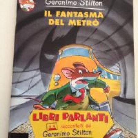 Il fantasma del metrò (Libro +cd)